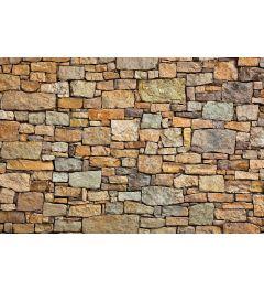 Brick wall 7-part Wall Mural 350x260cm