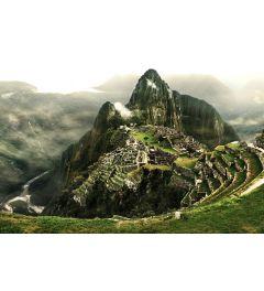 Machu Picchu 7-piece Photo wallpaper 350x260cm