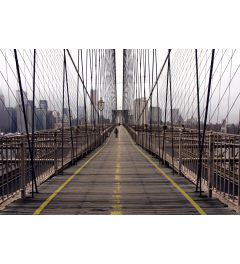 New York Brooklyn Bridge 7-part Wall Mural 350x260cm