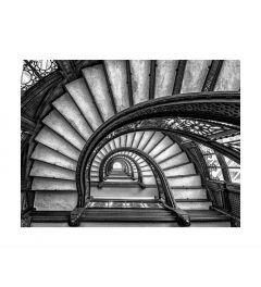 Romantic Staircase Art Print
