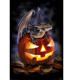 Anne Stokes Trick or Treat Poster 61x91.5cm