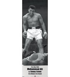 Muhammad Ali vs Sonny Liston - First Minute - First Round