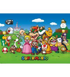 Super Mario - Animated