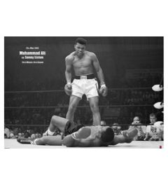 Muhammad Ali - v Liston Landscape