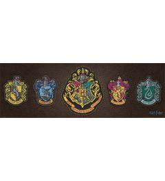 Harry Potter Poster Crests 30x91.5cm