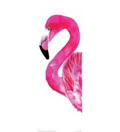 Sofie Rolfsdotter Poster Flamingo 30x91.5cm