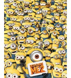 Despicable Me 2 Many Minions Poster 40x50cm