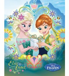 Frozen - Anna en Elsa - Present