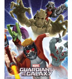 Marvel Guardians Of The Galaxy Poster 61x91.5cm