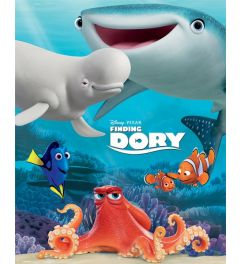 Finding Dory - Friends