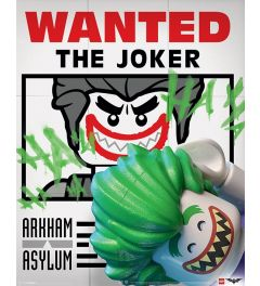Lego Batman - Wanted the Joker