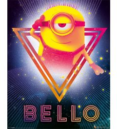Despicable Me 3 - 80's Bello