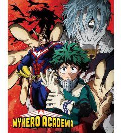 My Hero Academia Heroes Poster Nemesis 40×50cm