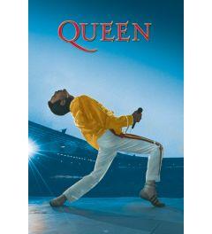 Queen Live at Wembley Poster 61x91.5cm
