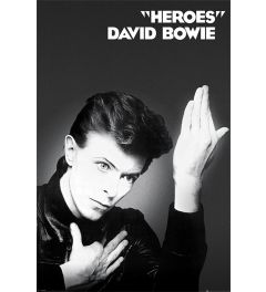 David Bowie Heroes Poster 61x91.5cm