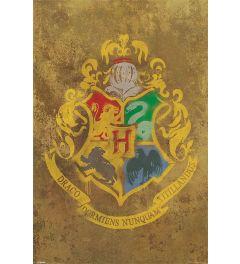 Harry Potter Hogwarts Crest Poster 61x91.5cm