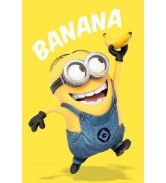 Minions Banana Poster 61x91.5cm