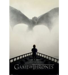 Game Of Thrones Lion And A Dragon Poster 61x91.5cm