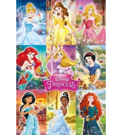 Disney Princess - Grid