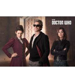 Doctor Who Episode 1 Iconic Poster 91.5x61cm