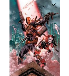 DC Comics Deadshot & Harley Quinn Poster 61x91.5cm