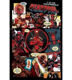 Deadpool Panels Poster 61x91.5cm