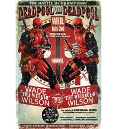 Deadpool Wade VS Wade Poster 61x91.5cm