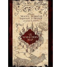 Harry Potter - The Marauders Map