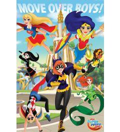 DC Super Hero Girls - Move Over Boys