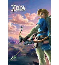 Zelda Breath Of The Wild - Landscape