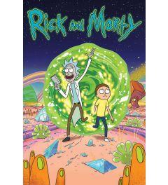 Rick and Morty - Portal
