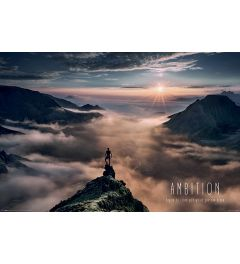 Ambition - Climb as high as you can dream