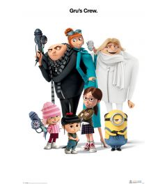 Despicable Me 3 - Gru's Crew