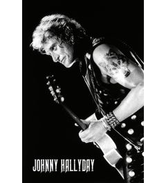Johnny Hallyday Poster Lone Wolf 61x91,5cm