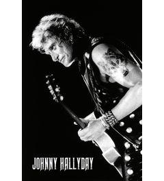 Johnny Hallyday Poster Lone Wolf 61x91,5cm