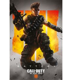 Call Of Duty Black Ops 4 Battery Poster 61x91.5cm