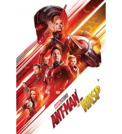 Ant-Man and The Wasp Poster One Sheet 61x91.5cm