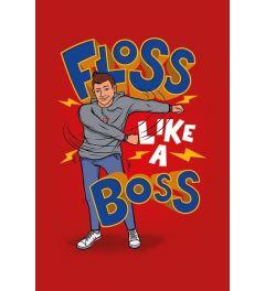 Floss Like A Boss Poster 61x91.5cm