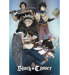 Black Clover Magic Poster 61x91.5cm