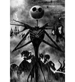 Nightmare Before Christmas Storm Poster 61x91.5cm