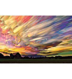 Sunset Spectrum Poster 61x91.5cm