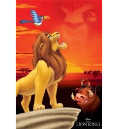 The Lion King King Of Pride Rock Poster 61x91.5cm