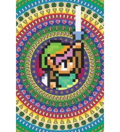 The Legend Of Zelda Collectables Poster 61x91.5cm