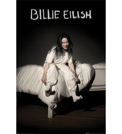 Billie Eilish When We All Fall Asleep Where Do We Go Poster 61x91.5cm
