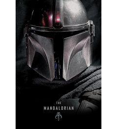Star Wars The Mandalorian Dark Poster 61x91.5cm