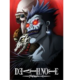 Death Note Shinigami Poster 61x91.5cm