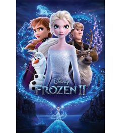 Frozen 2 Magic Poster 61x91.5cm