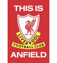 Liverpool FC This Is Anfield Poster 61x91.5cm