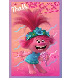 Trolls World Tour Poppy Poster 61x91.5cm