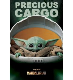 Star Wars The Mandalorian Precious Cargo Poster 61x91.5cm